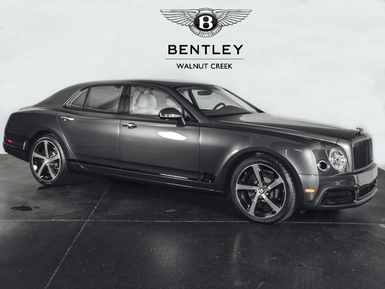 New 2018 Bentley Mulsanne Design Series for sale $274,988 at The Luxury Collection Walnut Creek in Walnut Creek CA