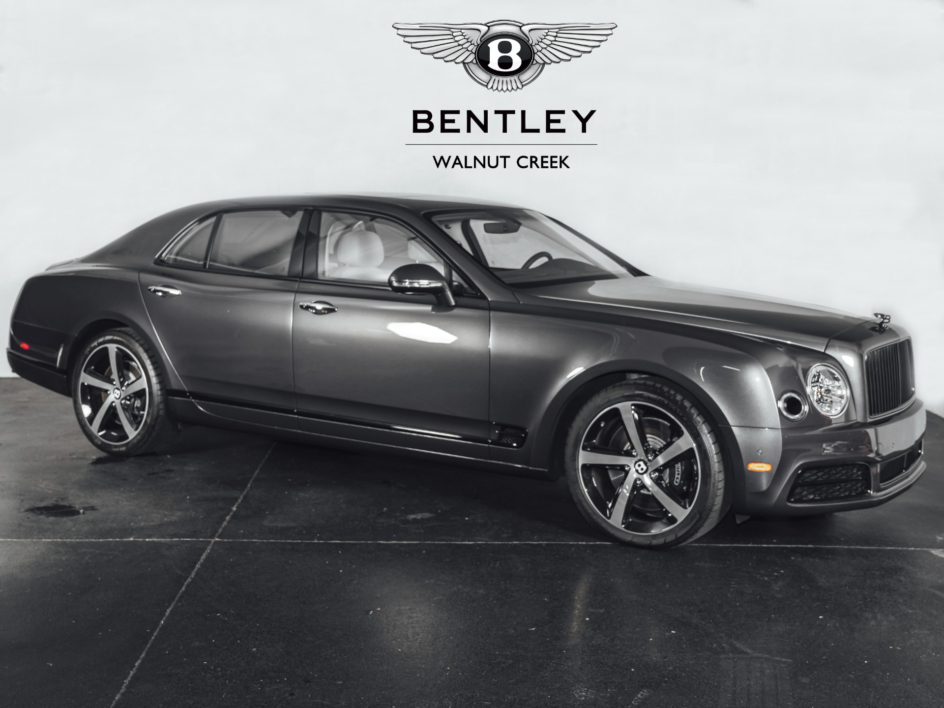 Used 2018 Bentley Mulsanne Design Series For Sale 259 950 The Luxury Collection Walnut Creek Stock B157