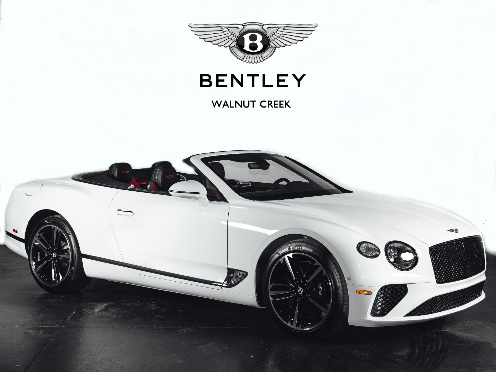 New 2020 Bentley Continental Gt W12 Convertible For Sale Sold The Luxury Collection Walnut Creek Stock B236