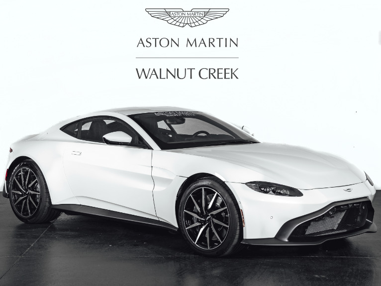 New 2020 Aston Martin Vantage Coupe for sale $169,634 at The Luxury Collection Walnut Creek in Walnut Creek CA