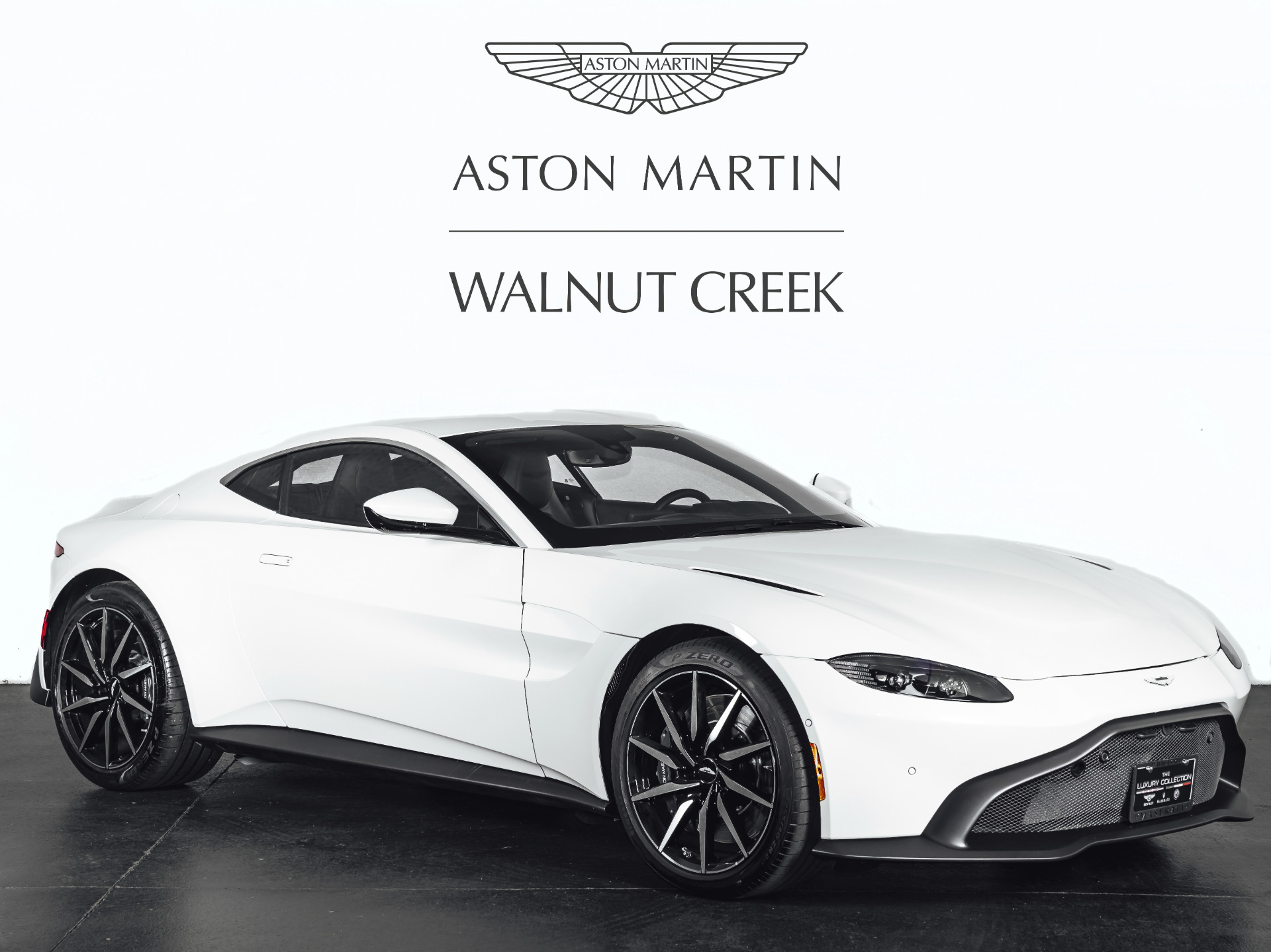 New 2020 Aston Martin Vantage Coupe For Sale 167 867 The Luxury Collection Walnut Creek Stock Aml003