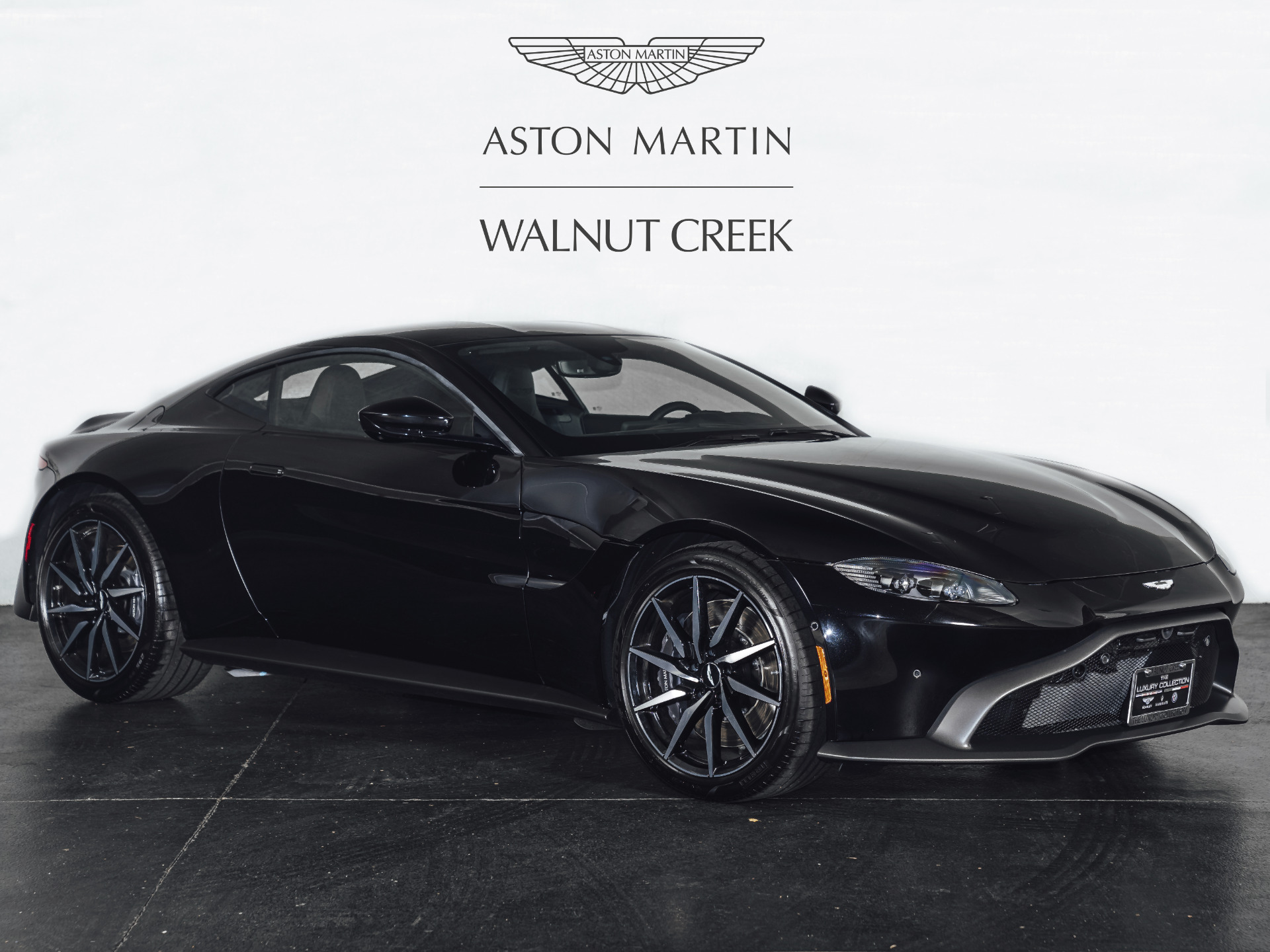 New 2020 Aston Martin Vantage Coupe For Sale Sold The Luxury Collection Walnut Creek Stock Aml006