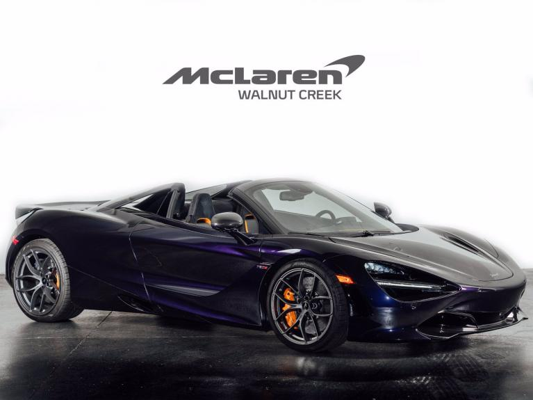 New 2020 McLaren 720S Performance for sale $388,910 at The Luxury Collection Walnut Creek in Walnut Creek CA