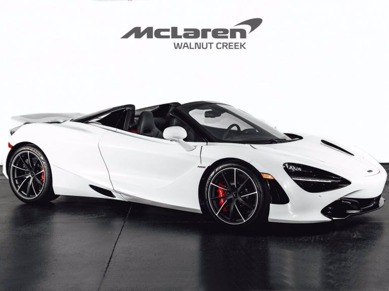 New 2020 McLaren 720S Luxury for sale $377,990 at The Luxury Collection Walnut Creek in Walnut Creek CA