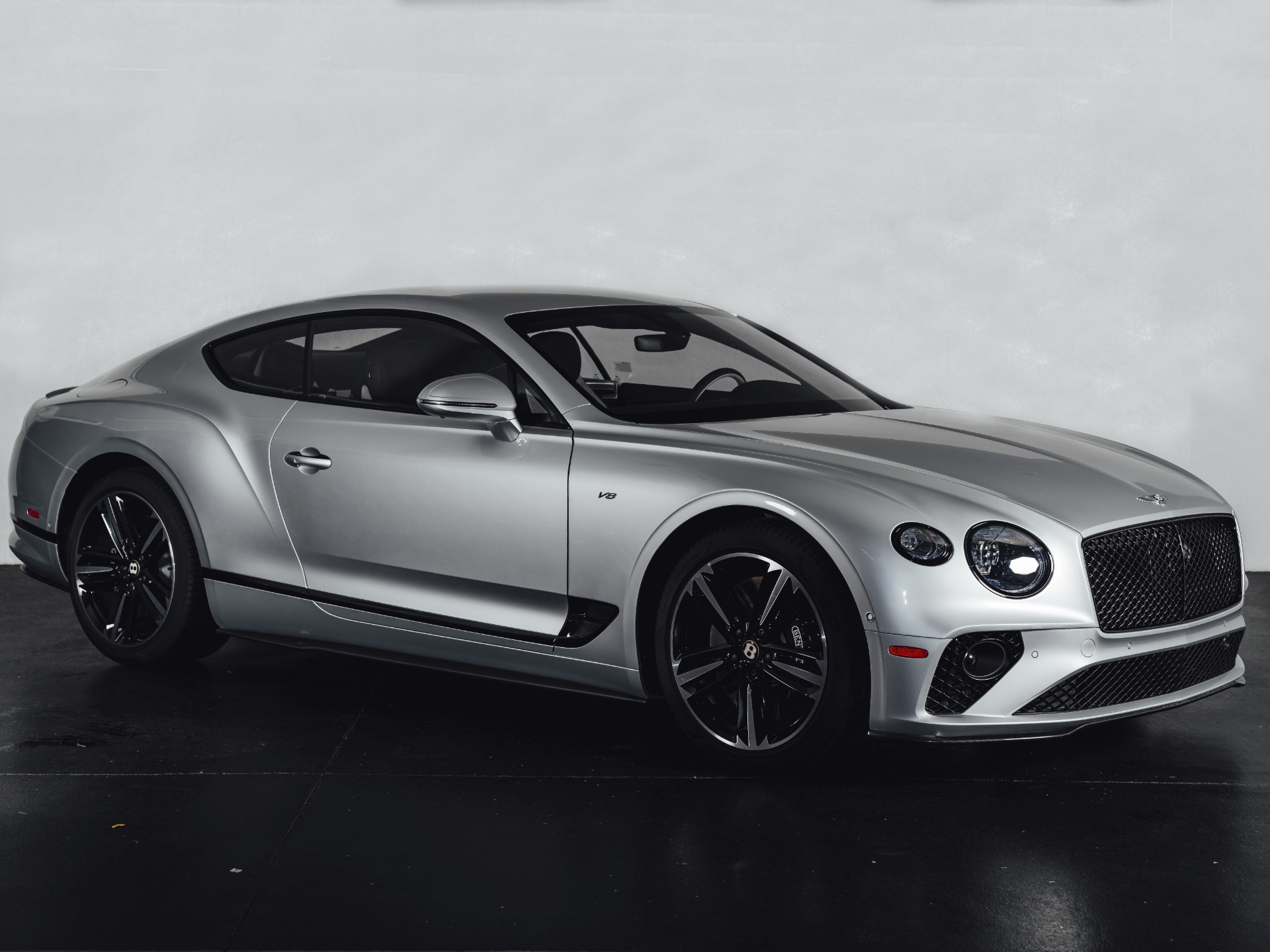 New 2020 Bentley Continental Gt V8 For Sale Sold The Luxury Collection Walnut Creek Stock B190
