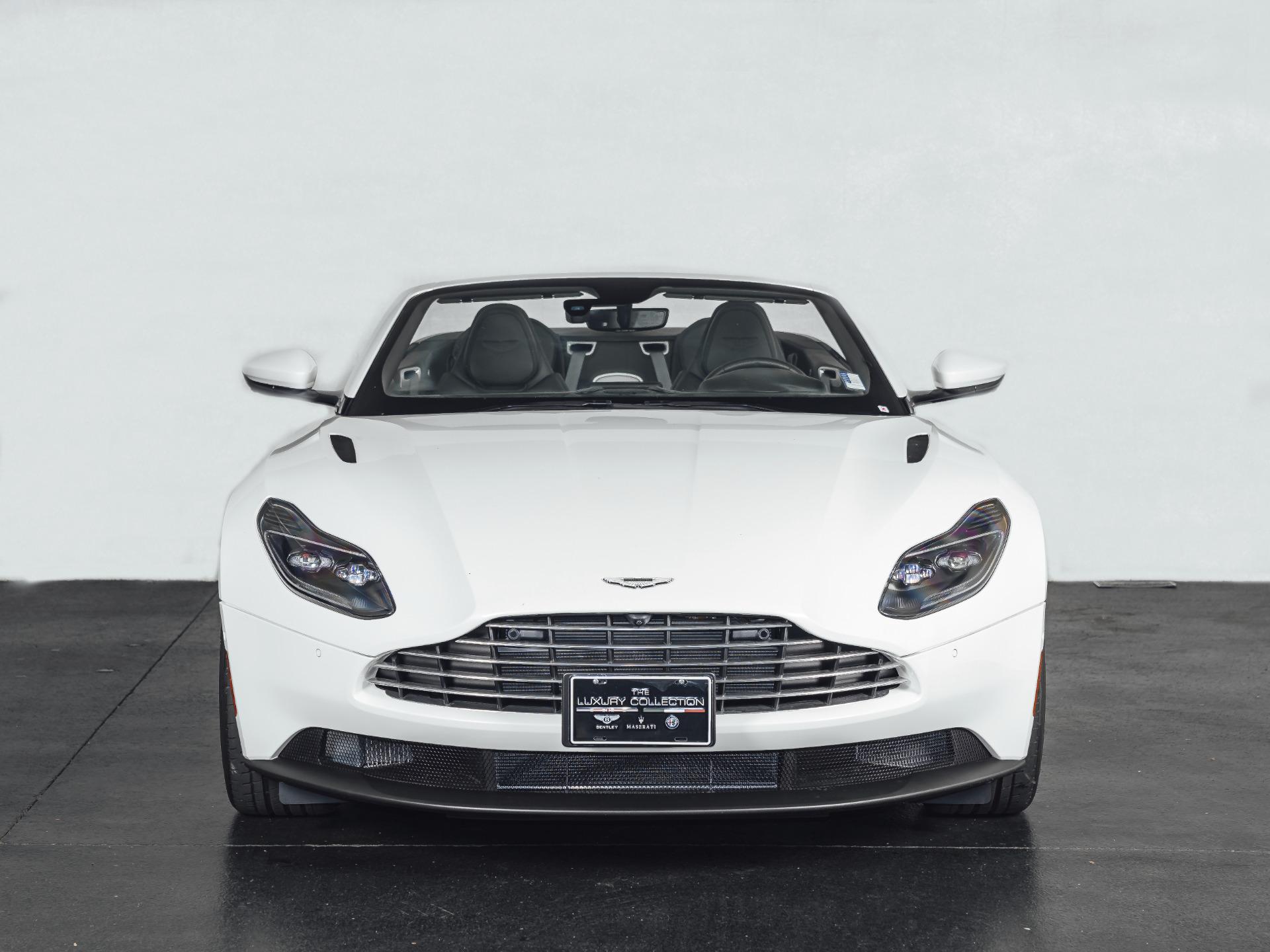 New 2020 Aston Martin Db11 Volante For Sale 243 286 The Luxury Collection Walnut Creek Stock Aml023