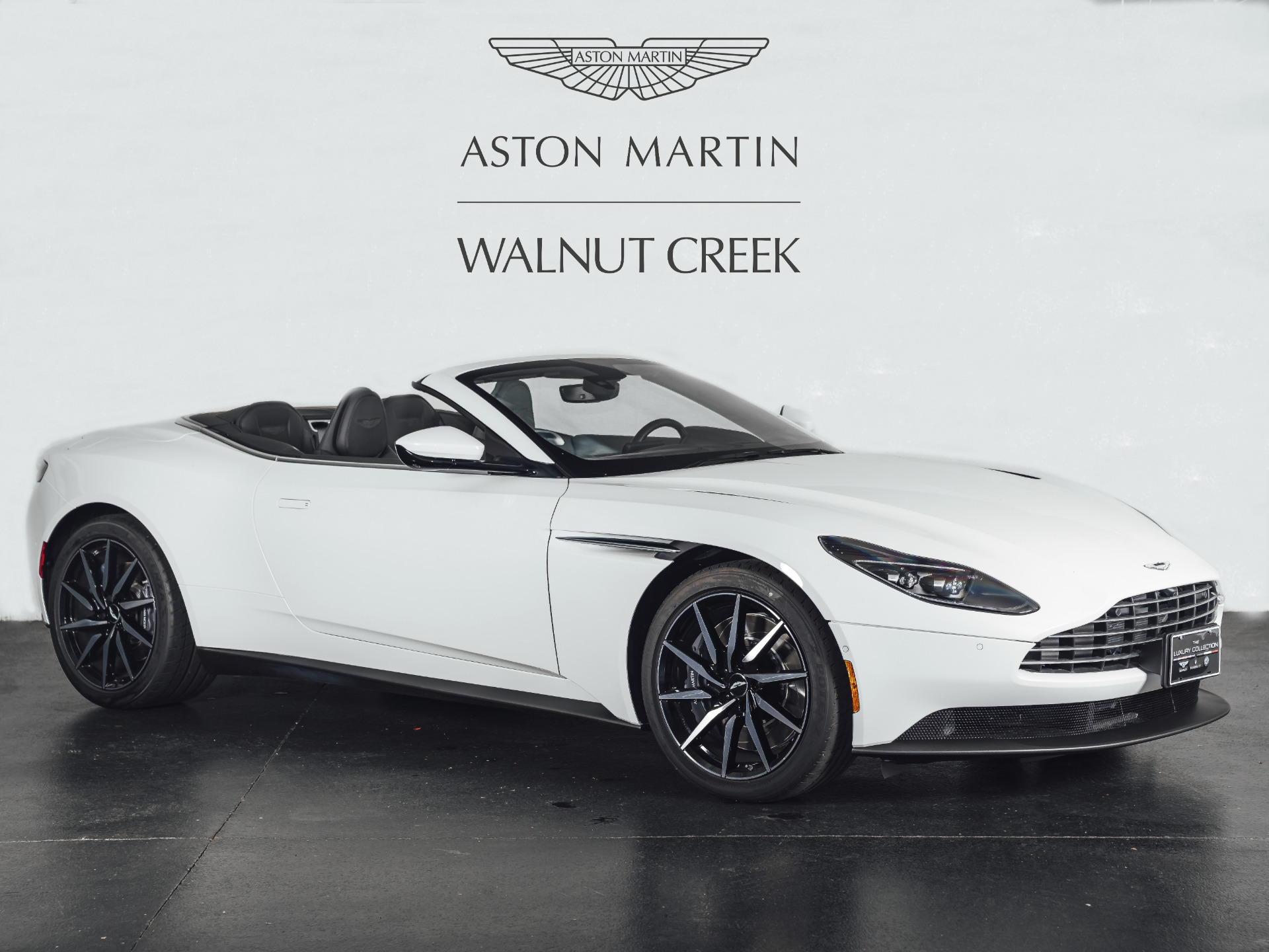 New 2020 Aston Martin Db11 Volante For Sale 243 286 The Luxury Collection Walnut Creek Stock Aml023
