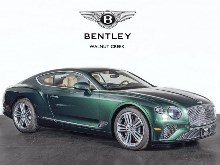 New 2020 Bentley Continental GT W12 for sale $254,975 at The Luxury Collection Walnut Creek in Walnut Creek CA