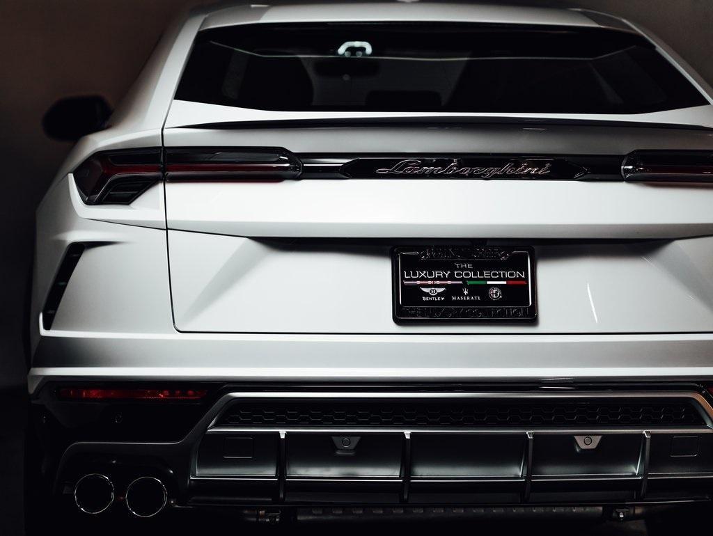 New 2020 Lamborghini Urus Base For Sale Sold The Luxury Collection Walnut Creek Stock L007